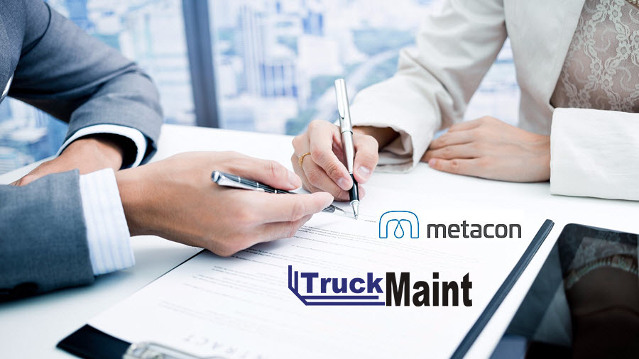 Metacon Agreement with TruckMaint