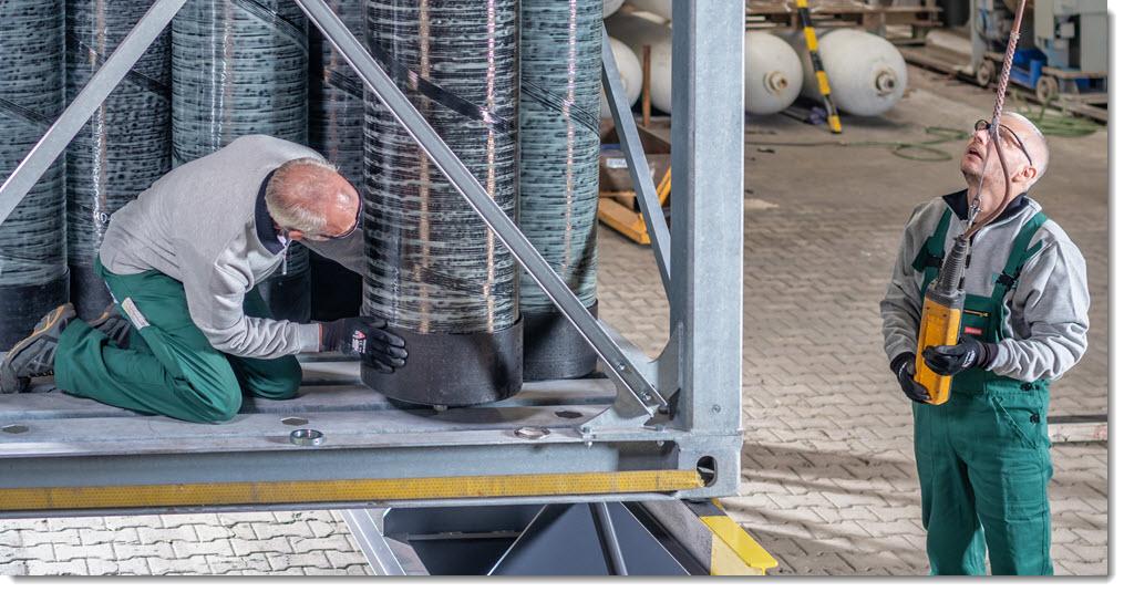 NProxx Hydrogen Storage System