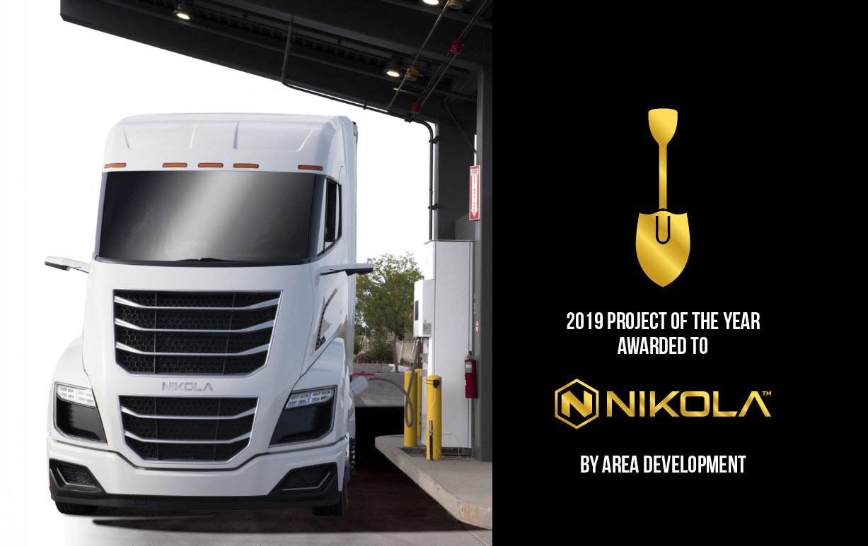 Nikola Gold Silver Award Main