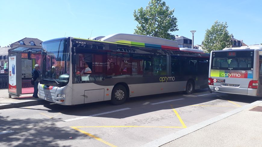 Optymo Hydrogen Buses
