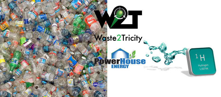 Powerhouse Energy Hydrogen from Plastics 1