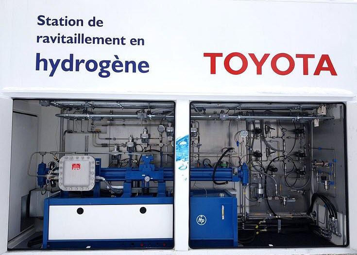 Quebec Hydrogen Station