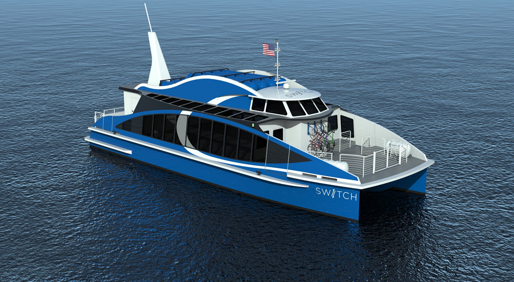 SWITCH Fuel Cell Ferry Boat small