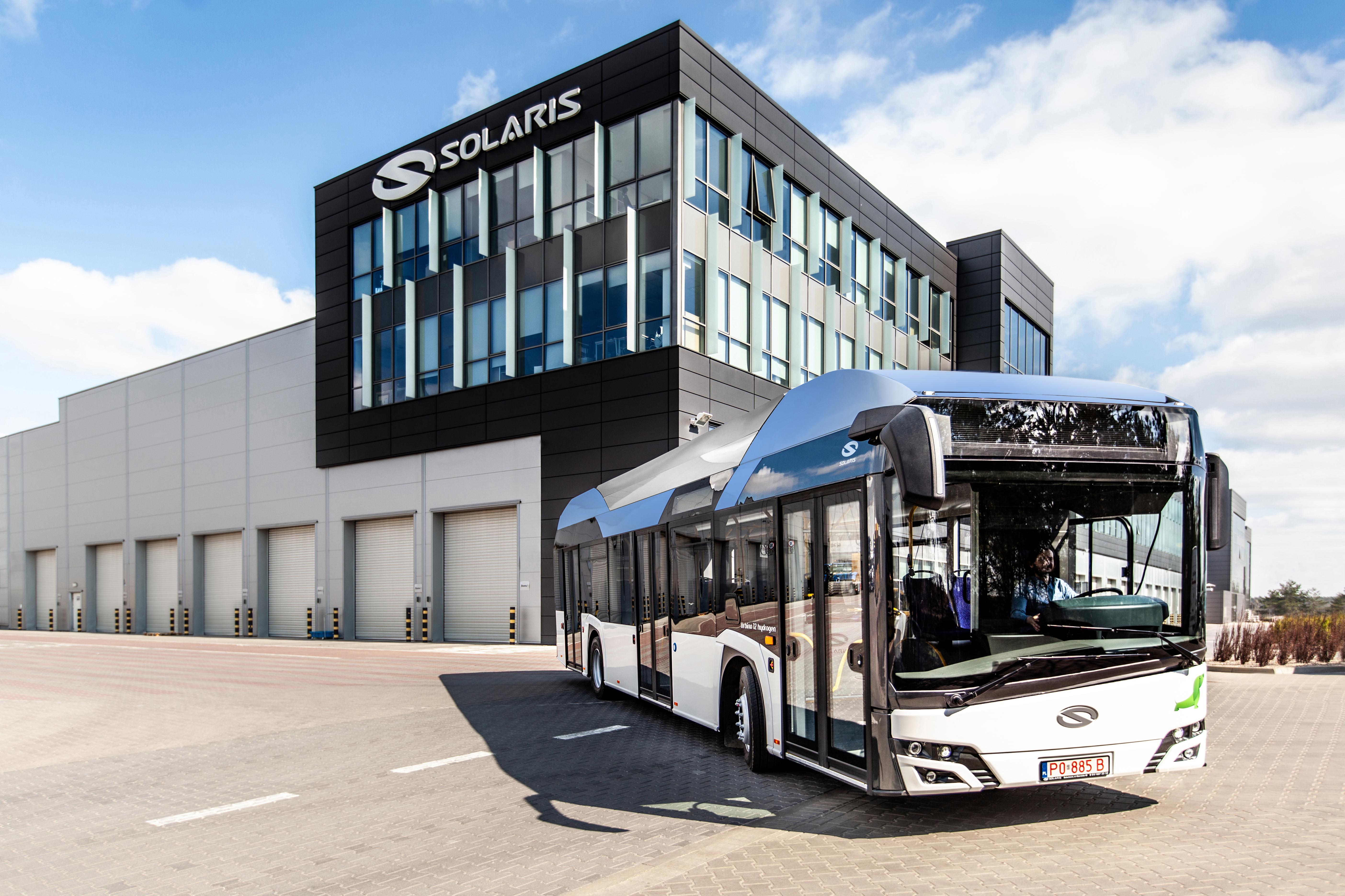 Solaris Urbino 12 hydrogen 2