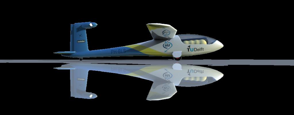 TU Delft Phoenix Hydrogen Plane