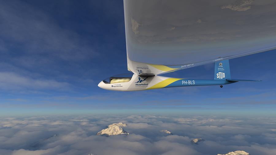 TU Delft Phoenix Hydrogen Plane3