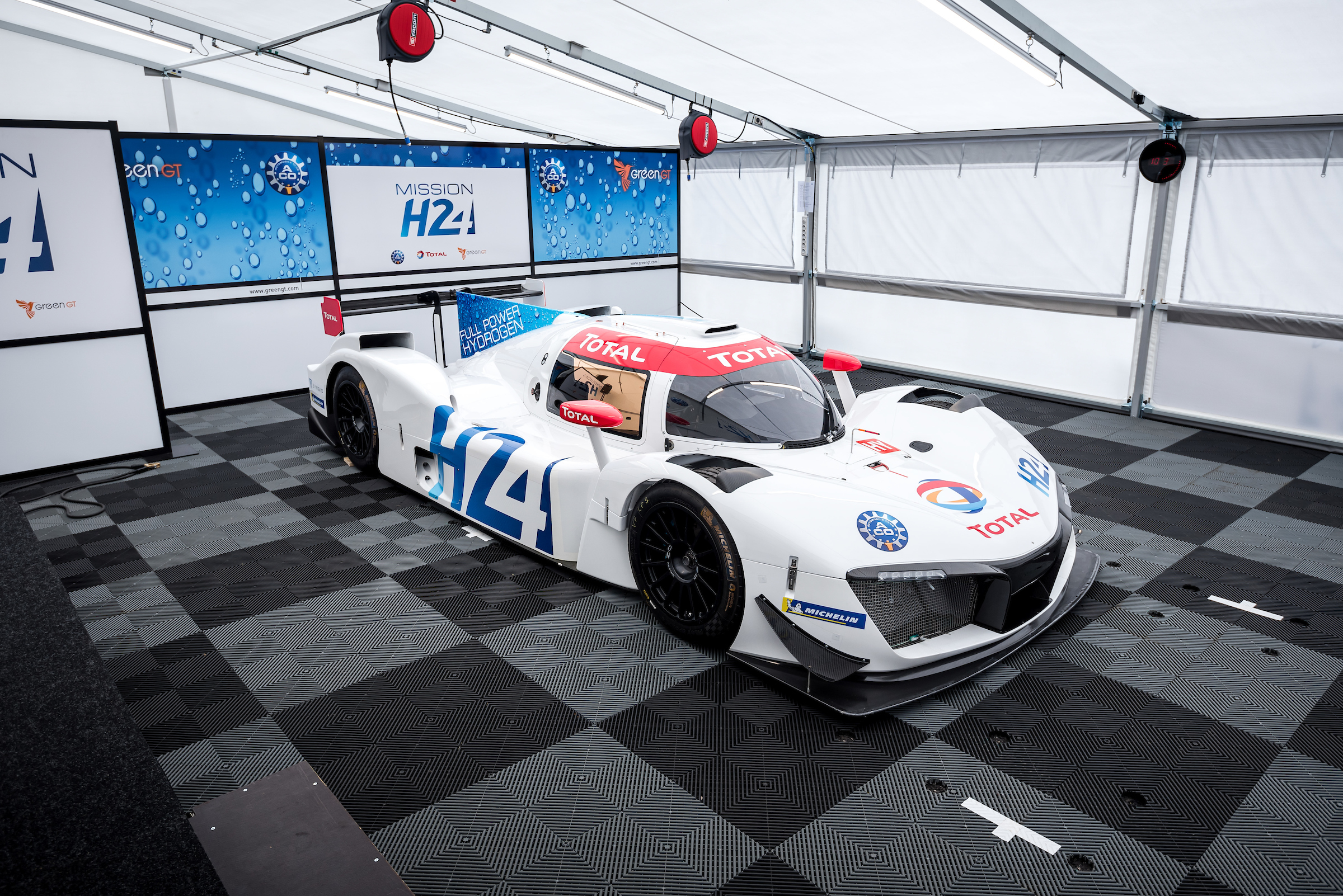 Total Partners with Hydrogen MISSIONH24