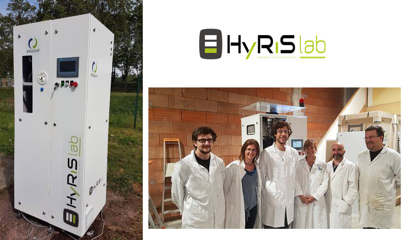 hydris lab Main