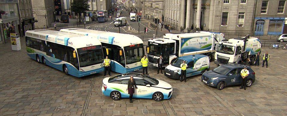 Aberdeen Hydrogen