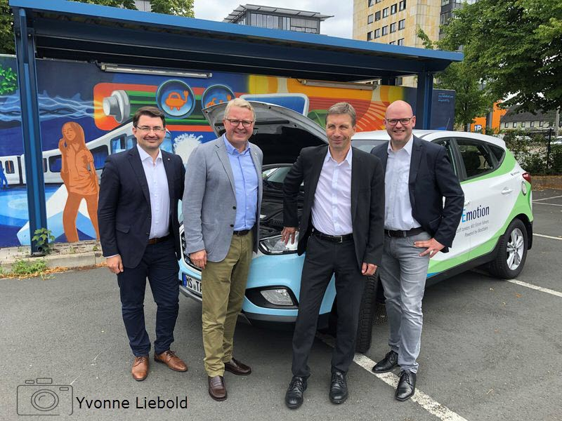 Germany: Fuel Cell Buses for Bielefeld – FuelCellsWorks