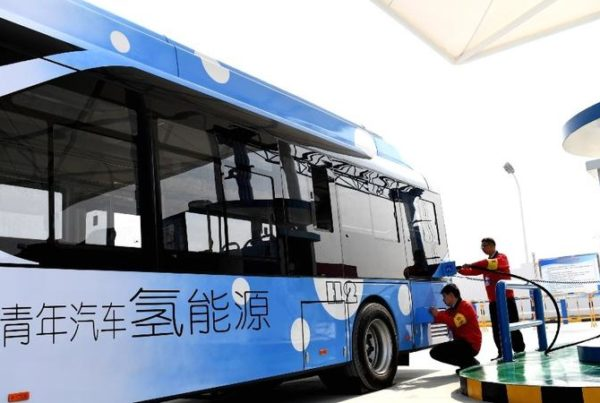 Fuel cells works, Wan Gang: Hydrogen Energy Should Be Included in the National Energy Strategy System
