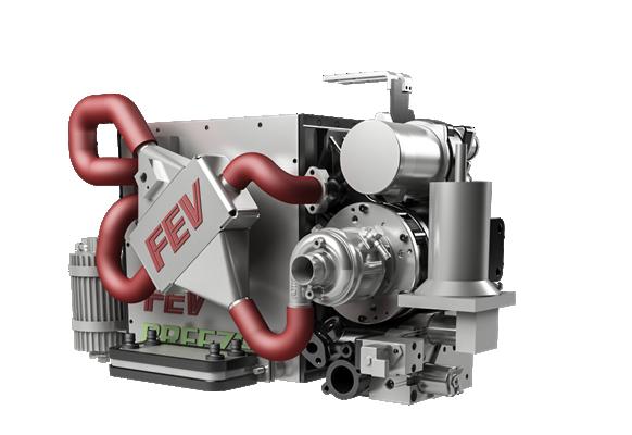 FEV Fuel Cell