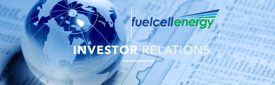 FuelCell Energy Investors