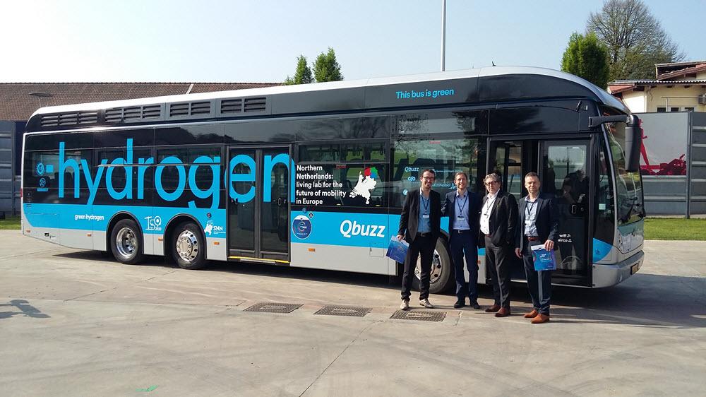 Groningen FC bus