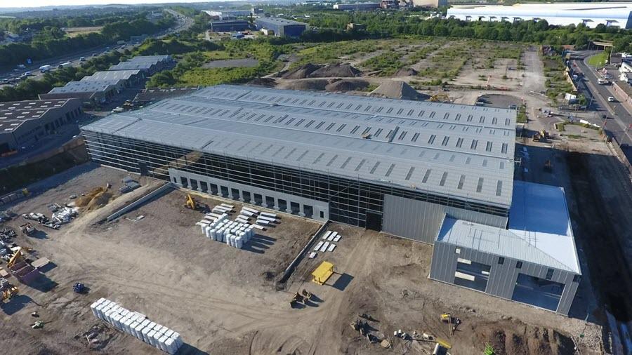ITM power new facility