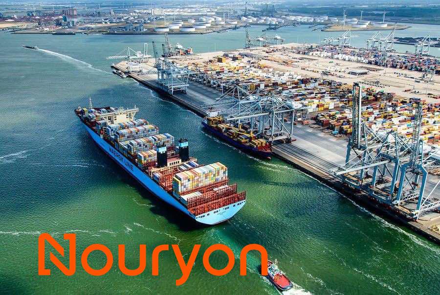 Nouryon Hydrogen Shipping