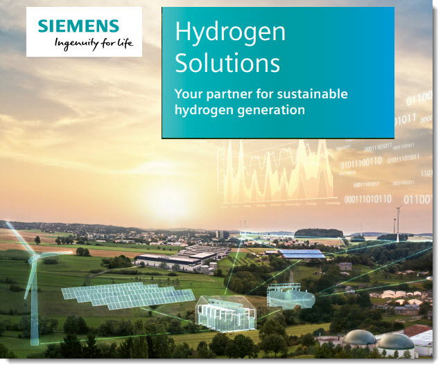 Siemens to Open 'Innovation Campus' for Hydrogen Technology -Handelsblatt