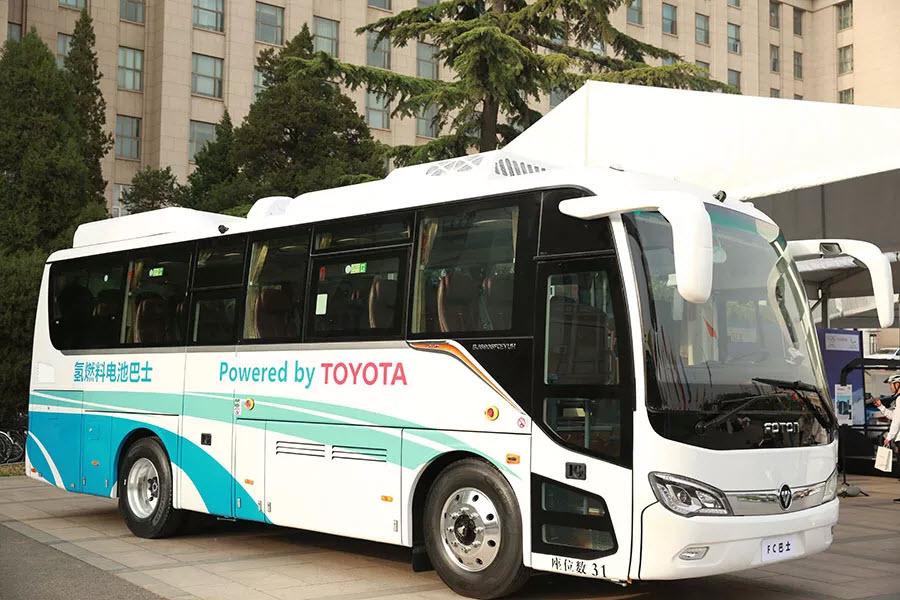 Toyota Bus China Main 1