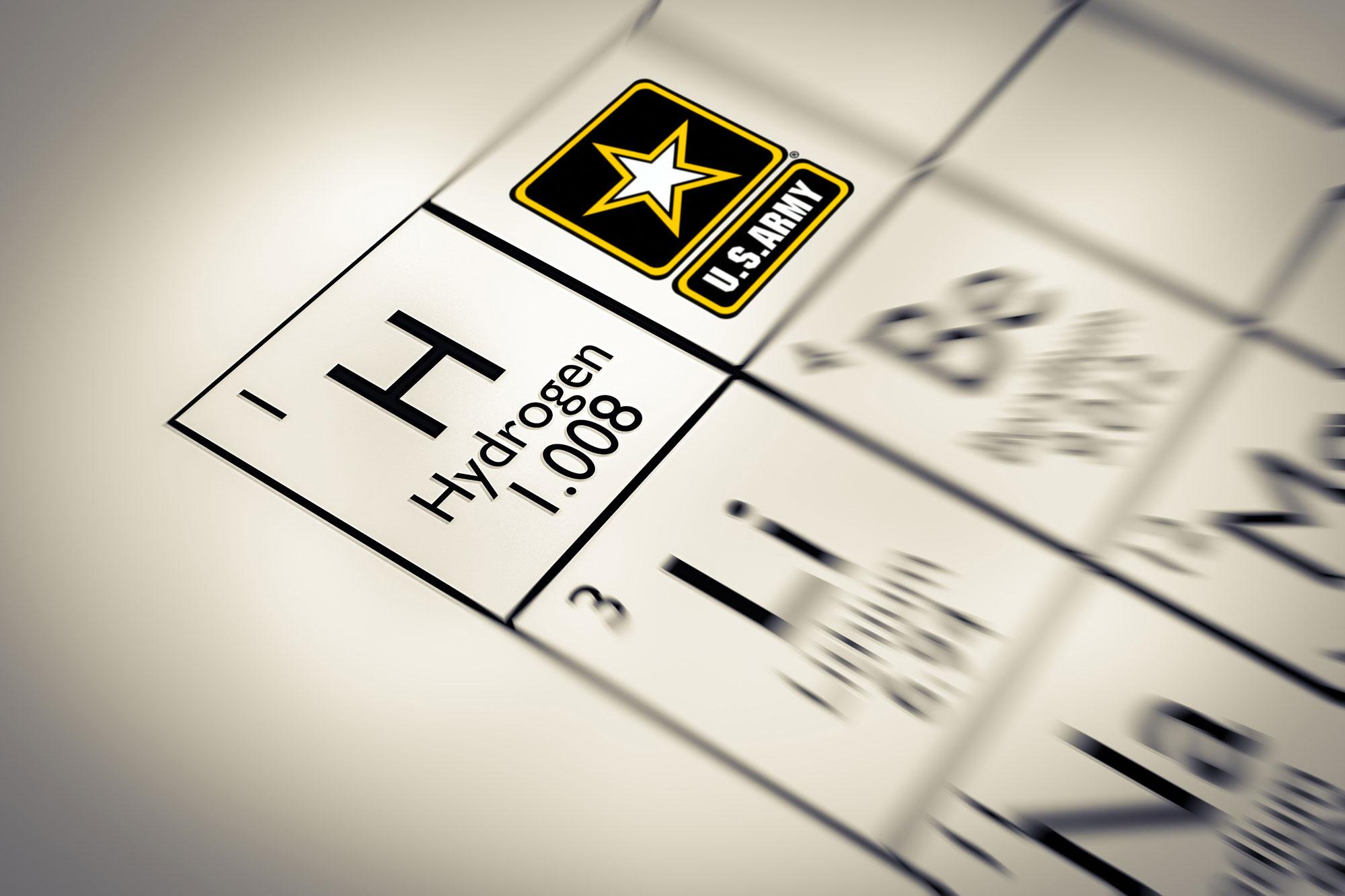 U.S Army Hydrogen