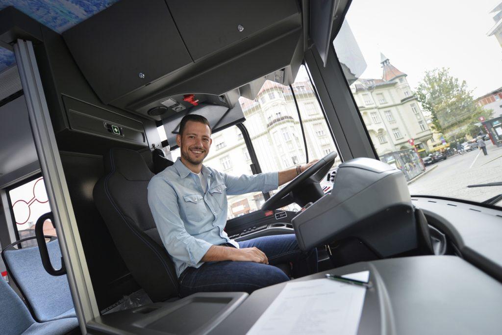 Carinthia Fuel Cell Bus Testing 2