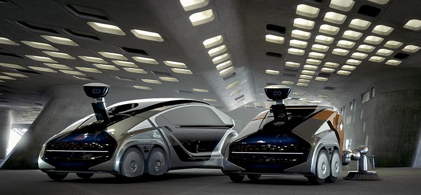 EDAG Citybot Fuel Cell Shuttle1