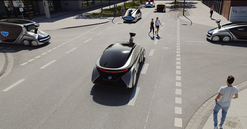 EDAG Citybot Fuel Cell Shuttle2