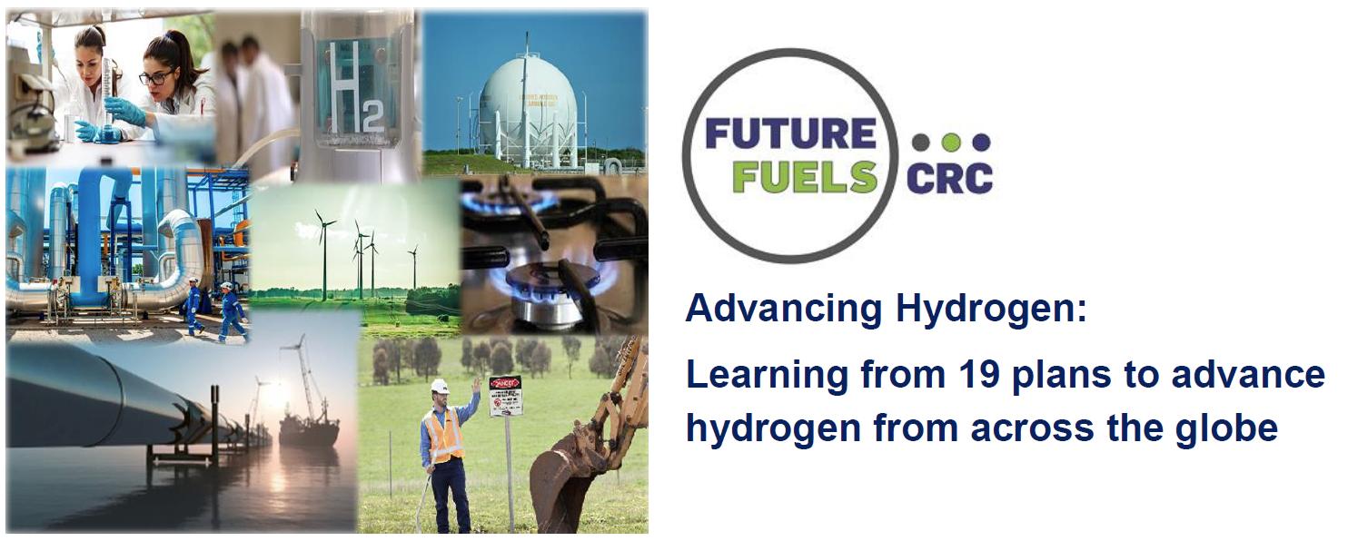 FFCRC NEW REPORT SHOWS GLOBAL HYDROGEN FOCUS