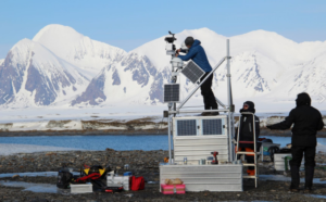 Fuel Cell in the Arctic 4