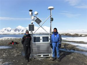 Fuel Cell in the Artic