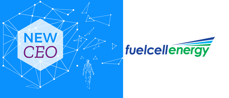 FuelCell Energy New CEO