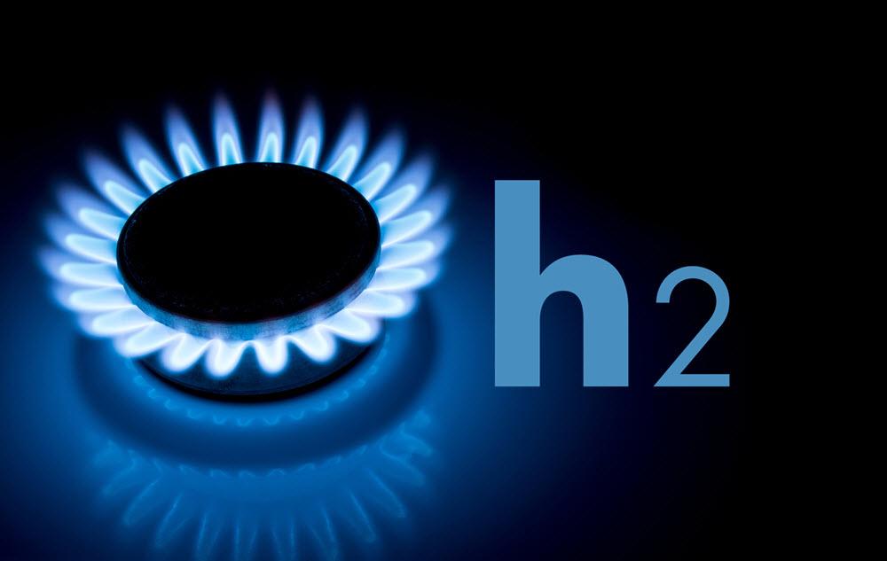 Gaz with Hydrogen