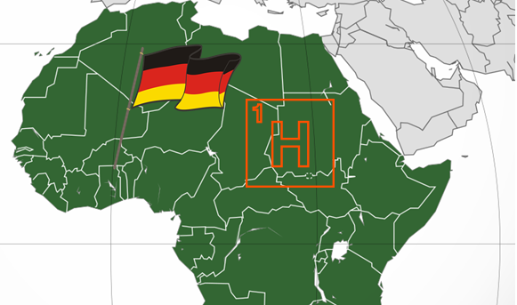 Germany and Africa Hydrogen3