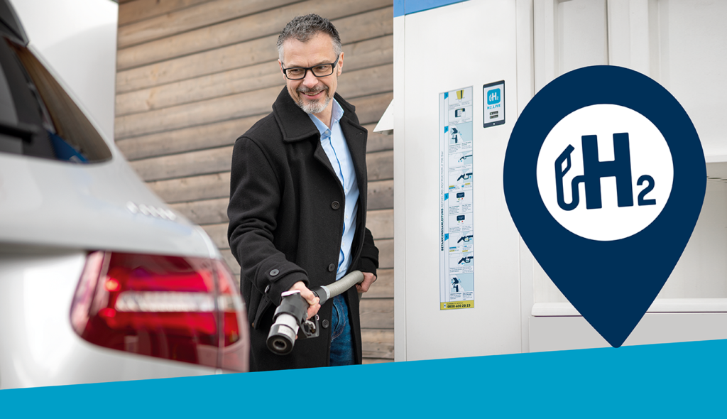 Announcement: Hamburg Airport is the New Location for Hydrogen Filling station in Germany
