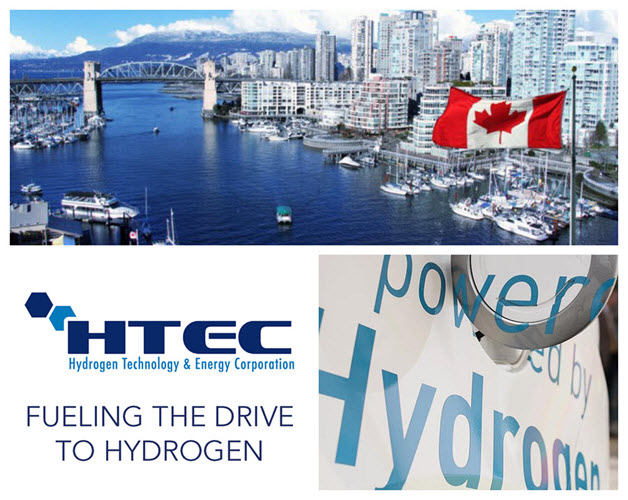 Fuel Cells Works, New EV Chargers And Hydrogen Fuelling Stations Coming To British Columbia Français