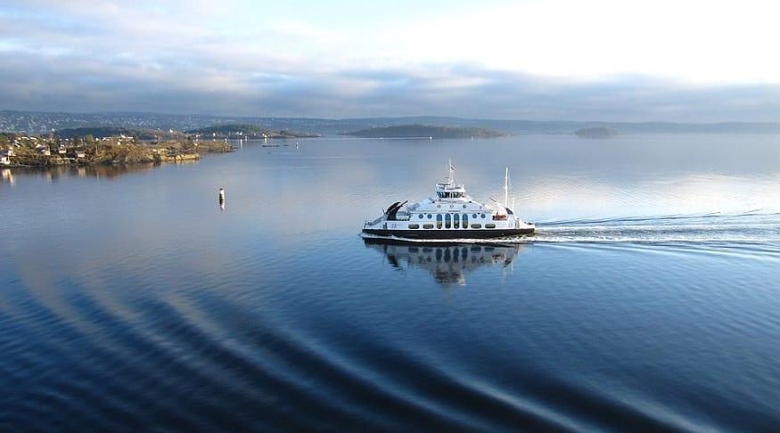 Hydrogen hybrid ferry Ferry in Norway