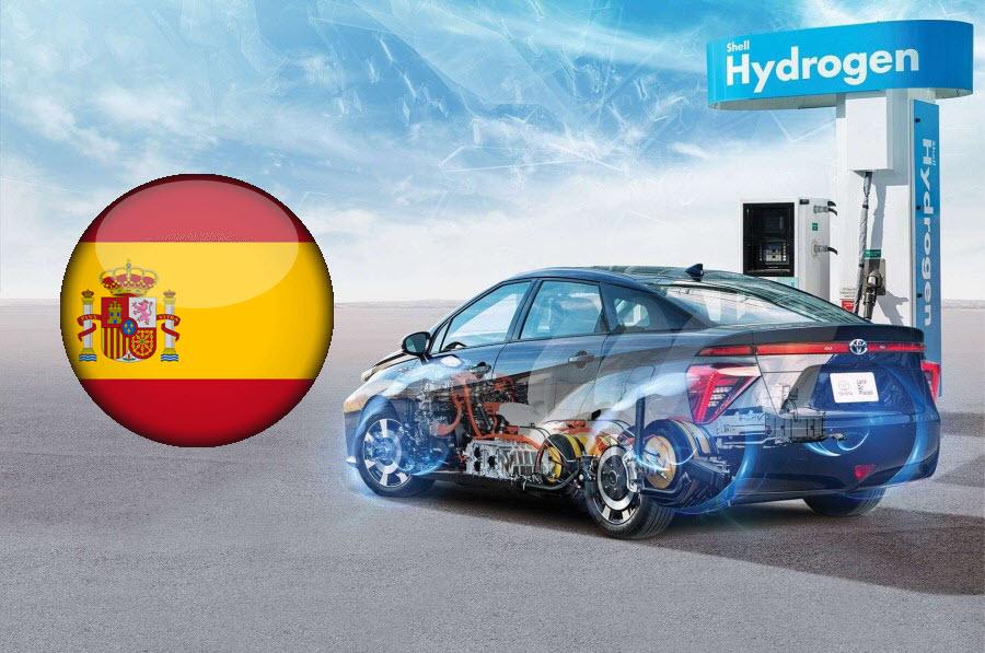 Hydrogen Fueling Spain2