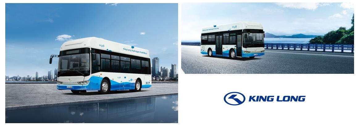 King Long Hydrogen Bus Main