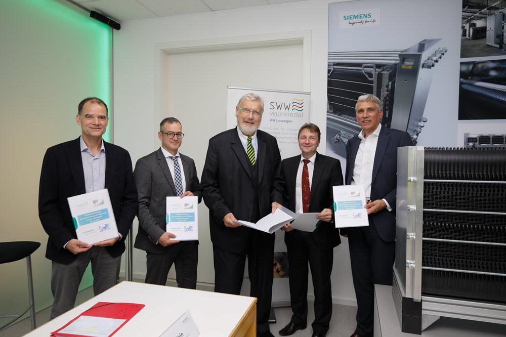 LOI Elektrolyseur Wunsiedel Siemens