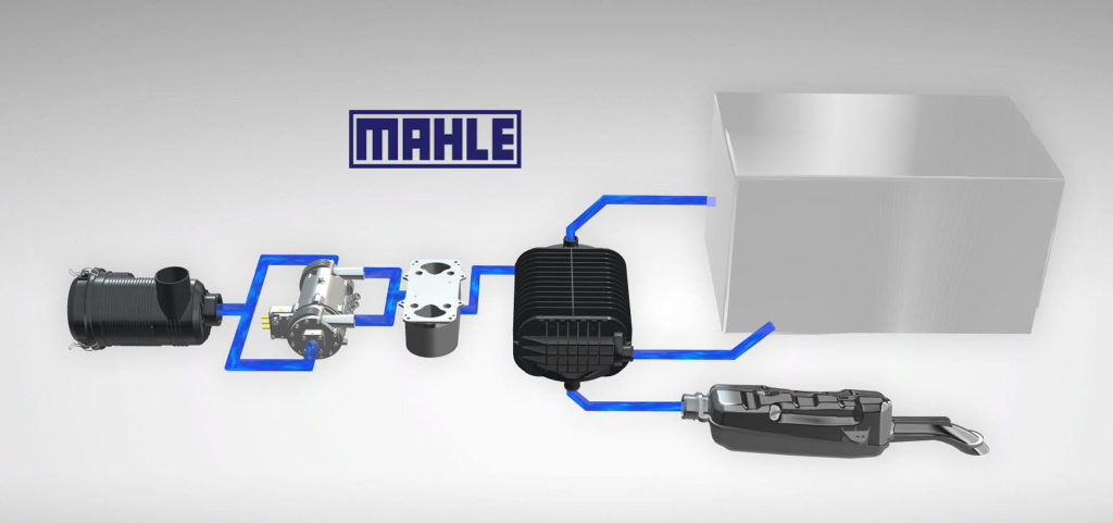 MAHLE Creates Fuel Cell Project Department to Make Fuel Cells Mobile