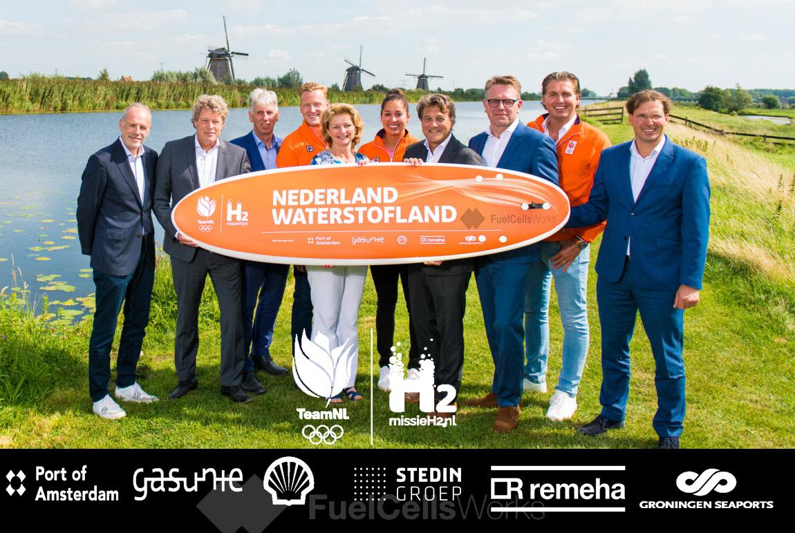 Mission H2 Netherlands
