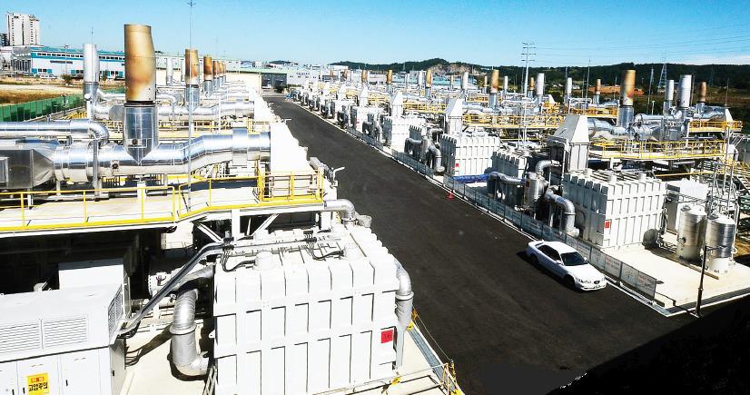 Posco Energy Plant