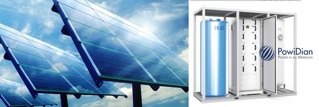 PowiDian Solar Hydrogen