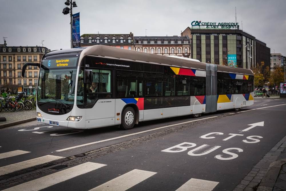 strasbourg buses