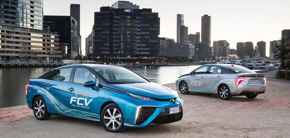 toyota joins new zealand hydrogen