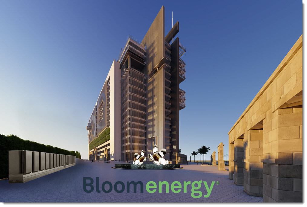 whitefield tower bloom energy project bengaluru india