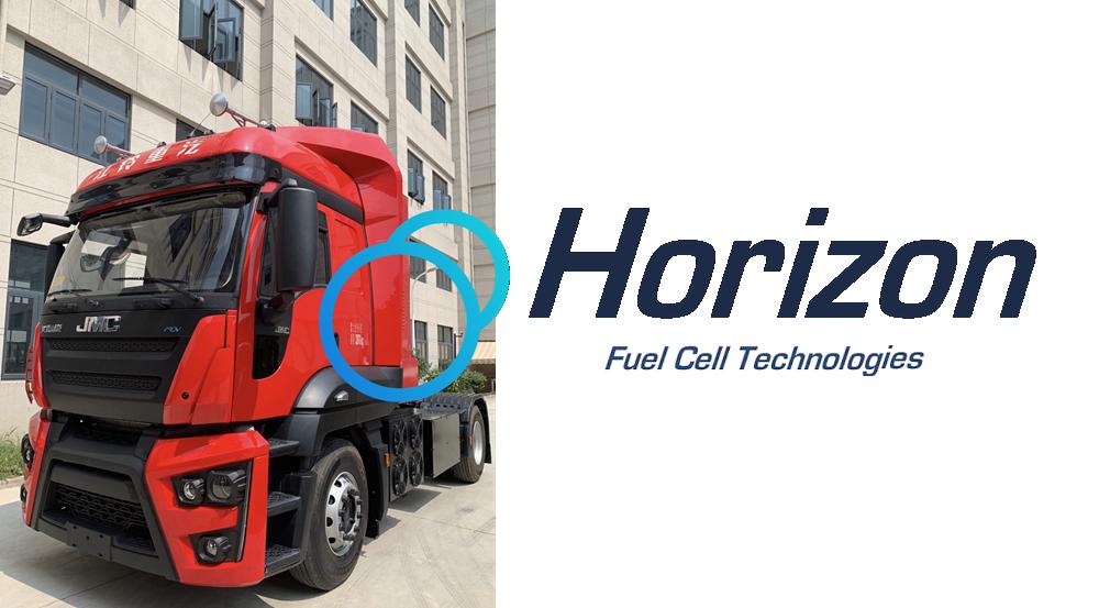 42t truck at horizon shanghai1