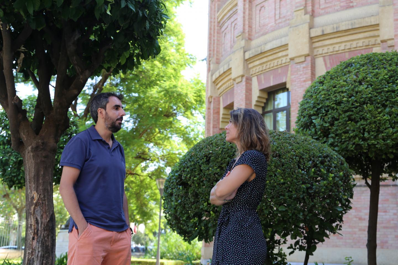 Alexandra Dubini and David Gonz%C3%A1lez University of C%C3%B3rdoba