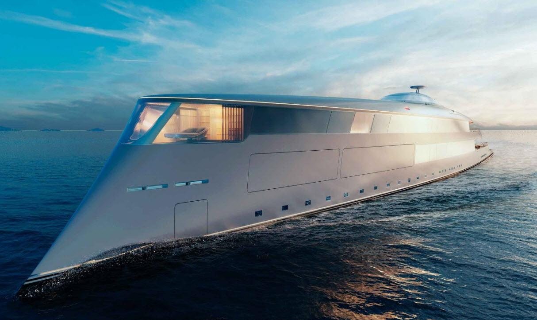 Aqua Hydrogen Yacht 2