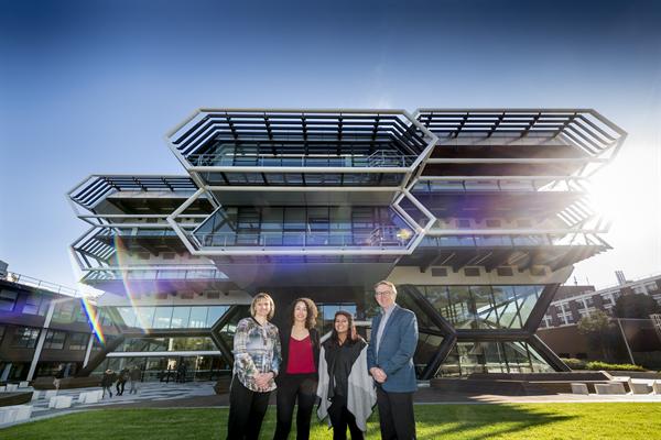 Australian University Science Teams Up on Hydrogen