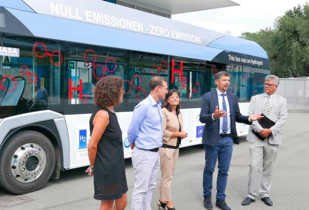 Bolzano Hydrogen Bus3